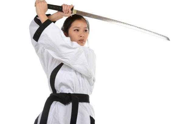 Katana Defense stock photo