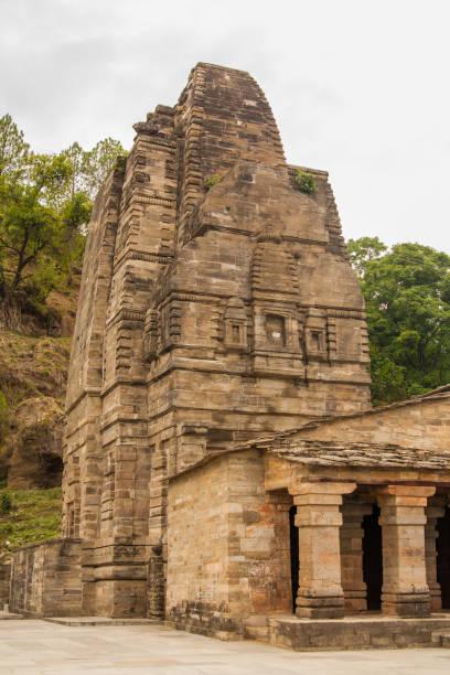 Katarmal Sun Temple, Near Almora