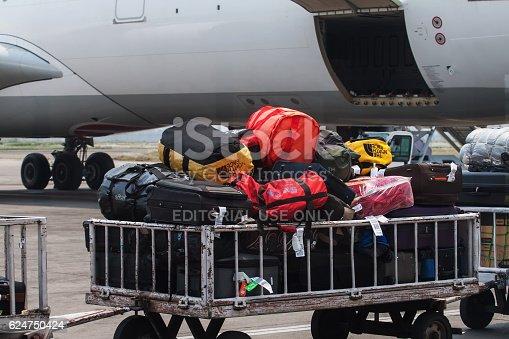 186763256 istock photo Kathmandu airport 624750424