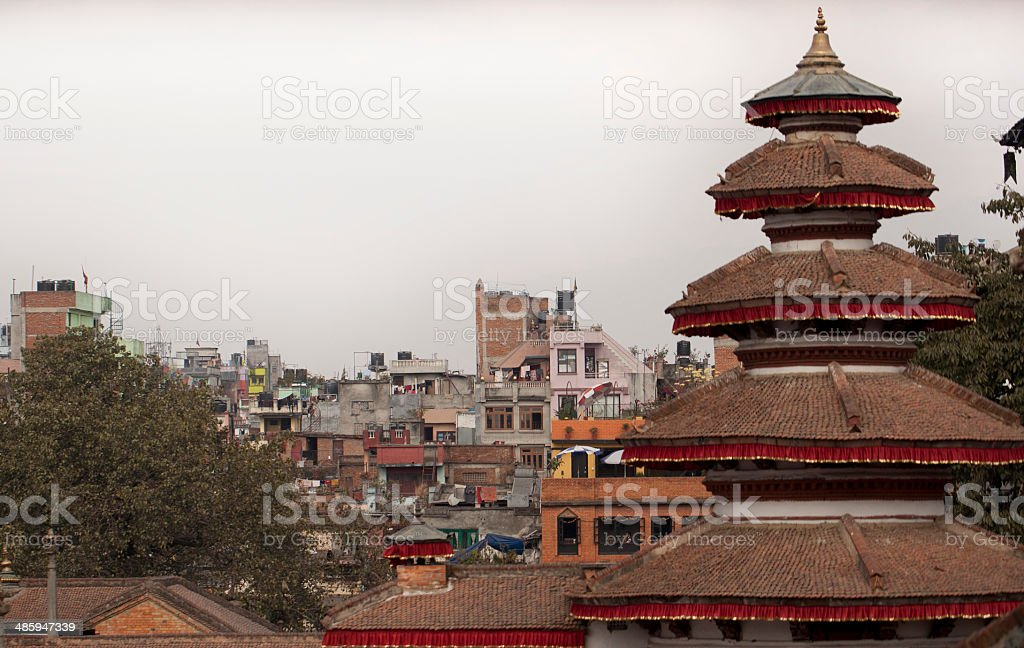 Kathmandu Nepal royalty-free stock photo