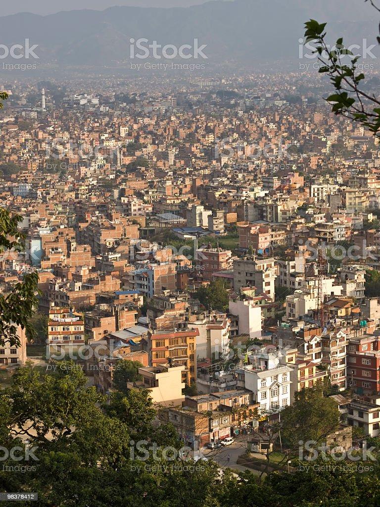 Kathmandu foto stock royalty-free