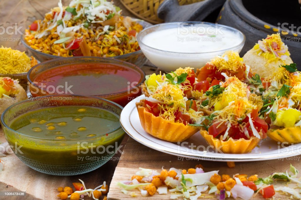 Katori chaat stock photo & more pictures of asia istock