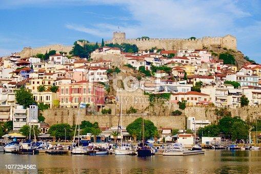 istock Kavala, Greece. 1077294562
