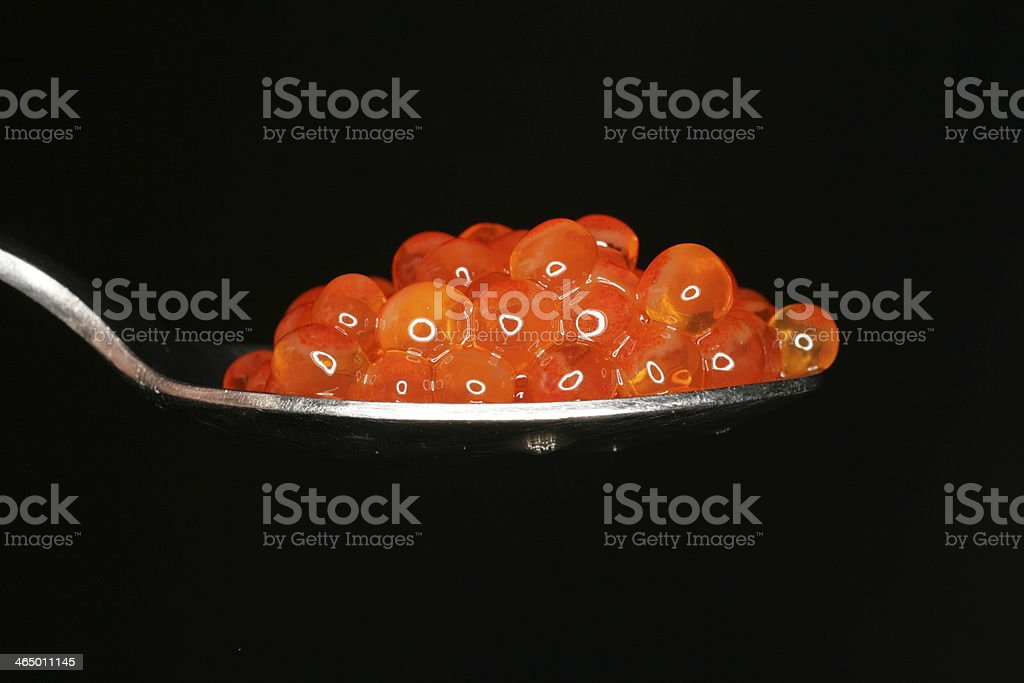 Kaviar stock photo