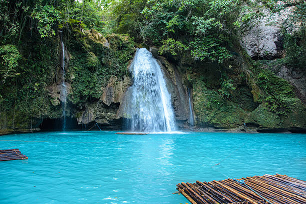 Kawasan Falls, Cebu, Philippines – Foto