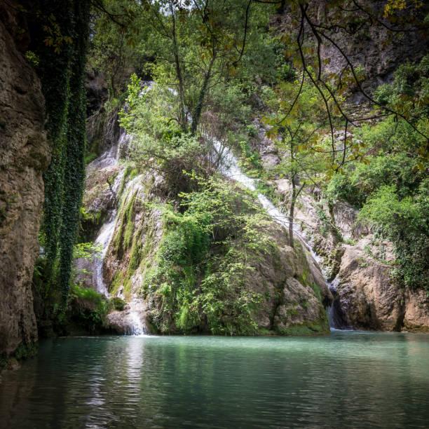 Kaya Bunar Wasserfall, Bulgarien – Foto