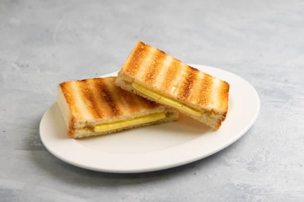 Kaya brinde com manteiga, estilo Malaio - foto de acervo