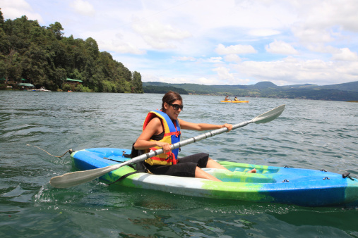 kayac woman