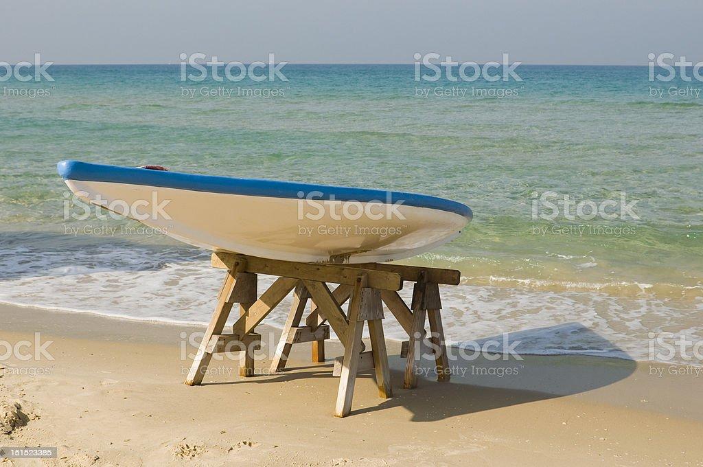 Kayak royalty-free stock photo