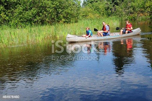 184332102istockphoto Kayaking in Lake Superior, Isle Royale National Park 464978460
