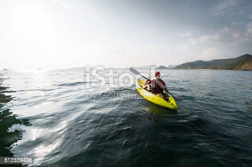 516449022 istock photo Kayaking 512339498