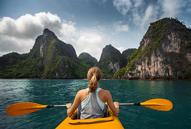 Kayak - foto de stock