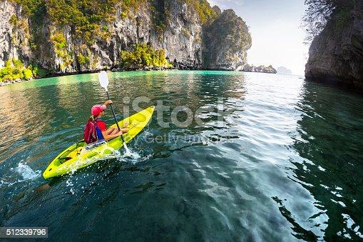 516449022 istock photo Kayaking 512339796