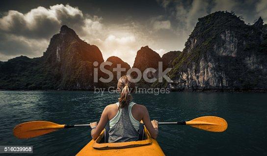 516449022 istock photo Kayaking 516039958