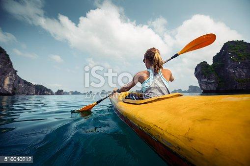 516449022 istock photo Kayaking 516040212