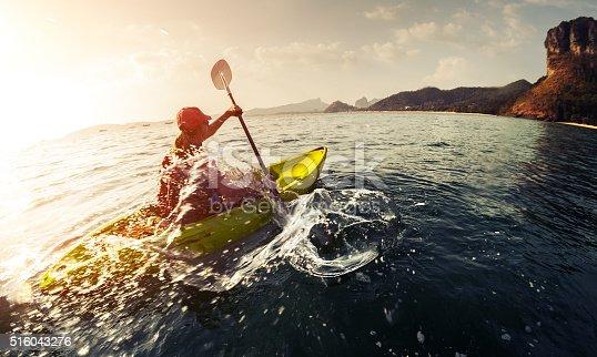 516449022 istock photo Kayaking 516043276