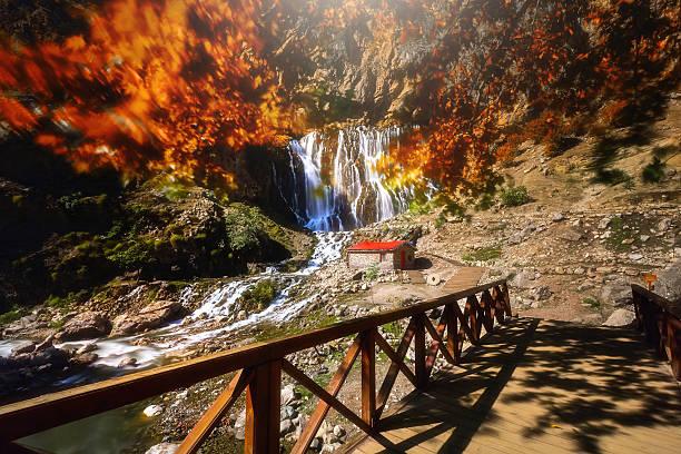 Kayseri / Kapuzbasi waterfall – Foto
