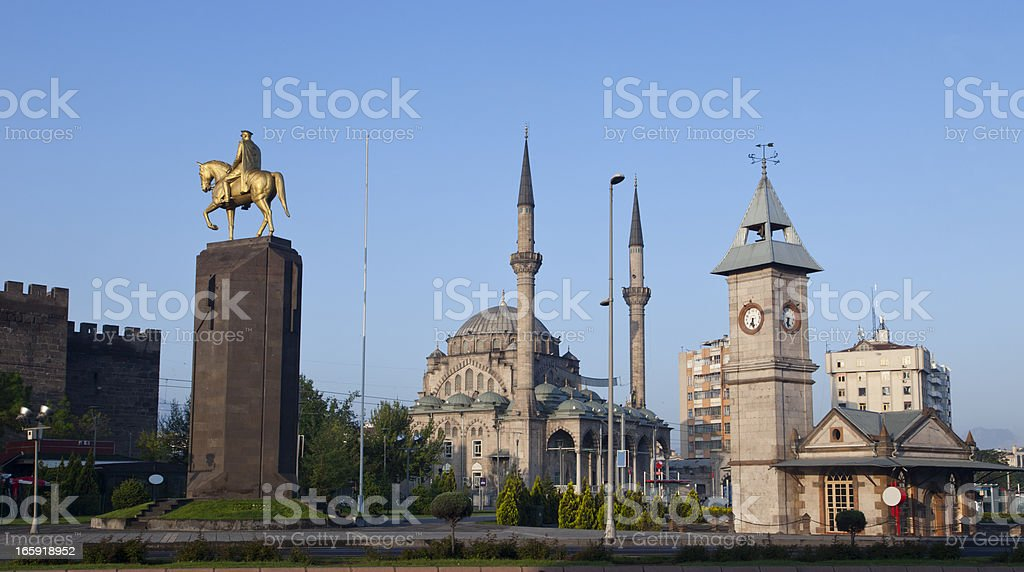 Kayseri stock photo
