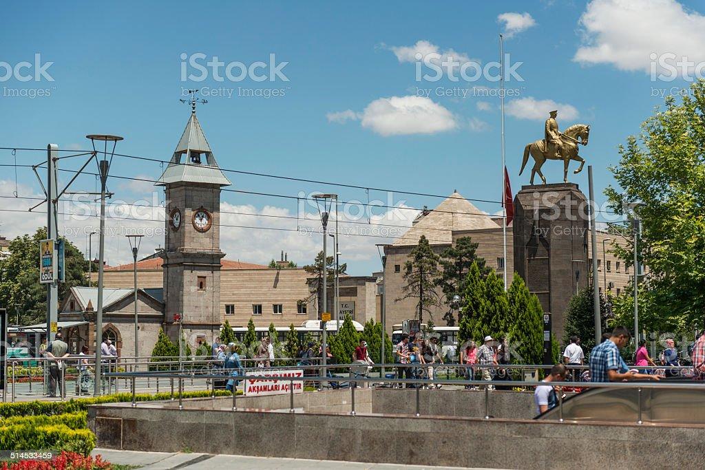 Kayseri , Turkey stock photo