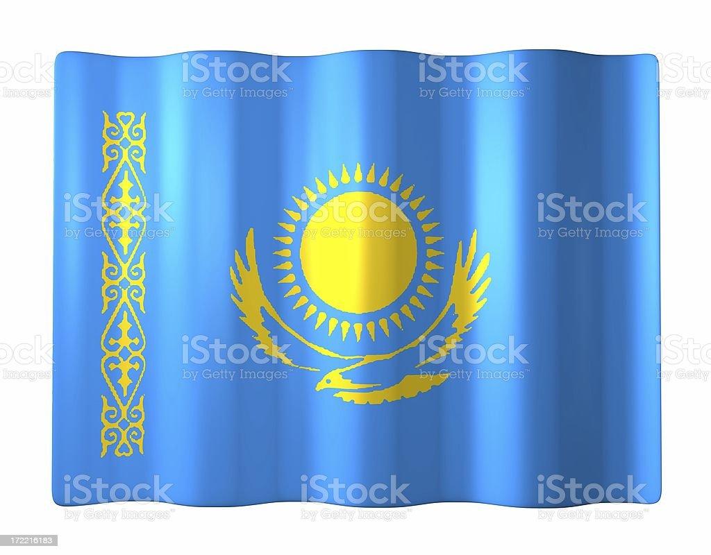 Kazachstan royalty-free stock photo