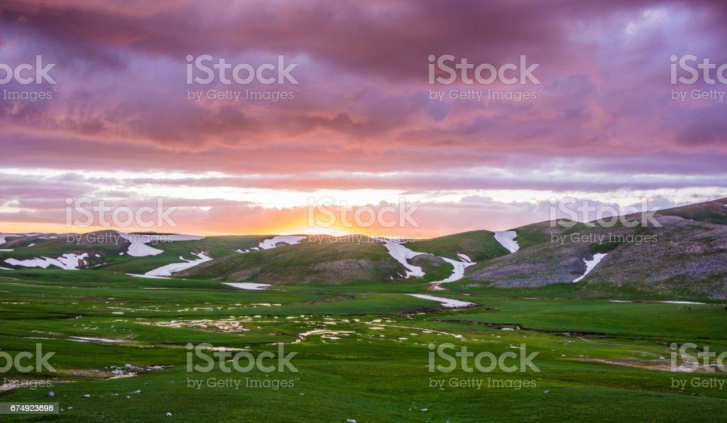 Kazakhstan royalty-free stock photo