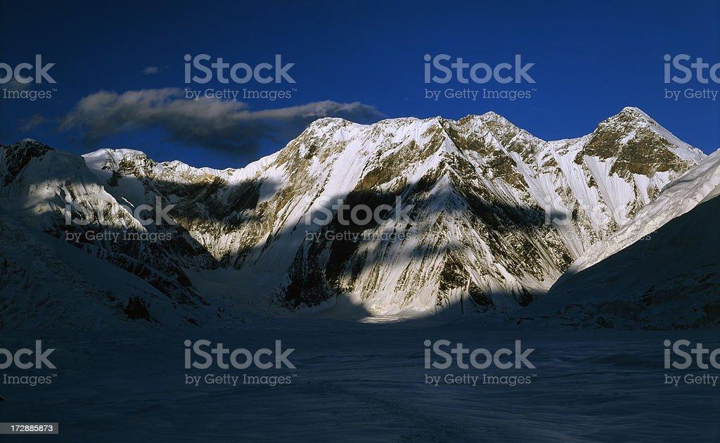 Kazakhstan, Tien Shan Mountains. royalty-free stock photo