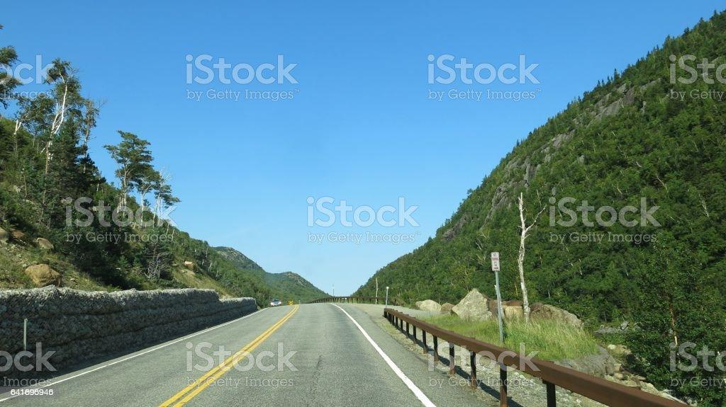 Adirondack High Peaks Mountain Road Trip, New York