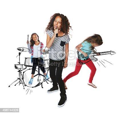 849362192istockphoto Keep calm and rock on! 498744326
