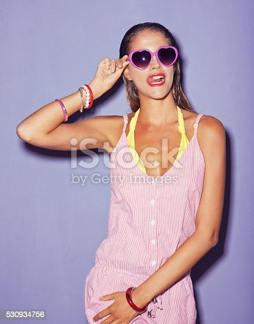 istock Keep calm and wear cool sunglasses 530934756