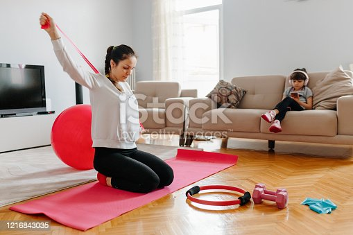 916126642 istock photo keep fit in all conditions to keep fit 1216843035