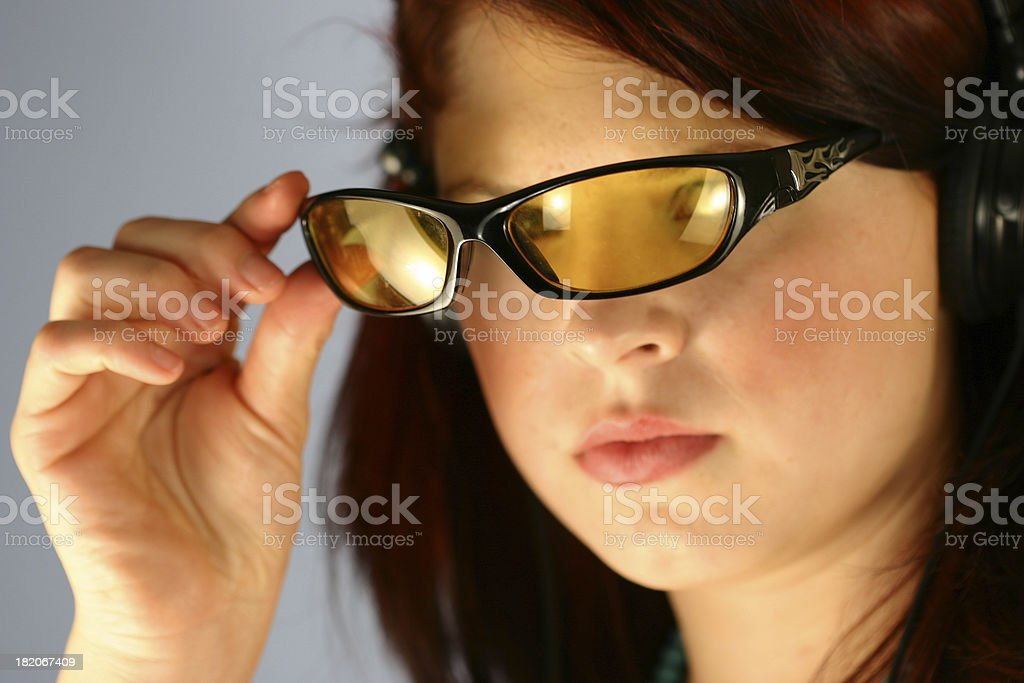Keep it Cool royalty-free stock photo