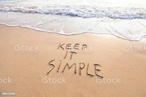 Keep it simple picture id638426390?b=1&k=6&m=638426390&s=612x612&h=tkzs3mkjhhx6syjvrudzkieswvn413uznvmslkxo ju=