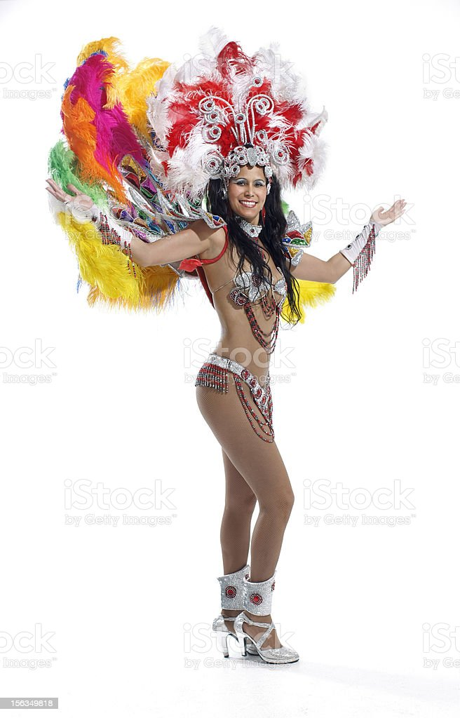 keep on samba royalty-free stock photo