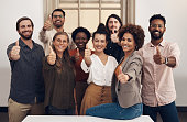 istock Keep optimism on your side 1272744447