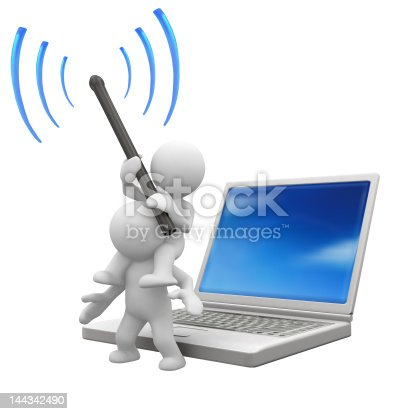 istock keep the antenna high 144342490