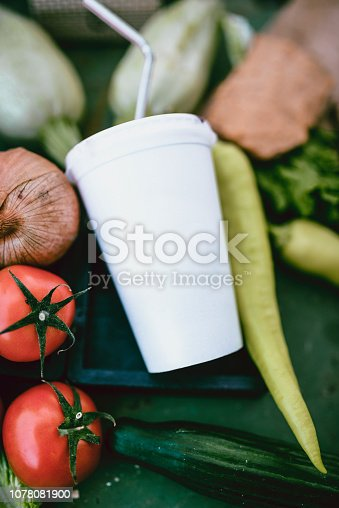 Keep The Plastic Away From Food