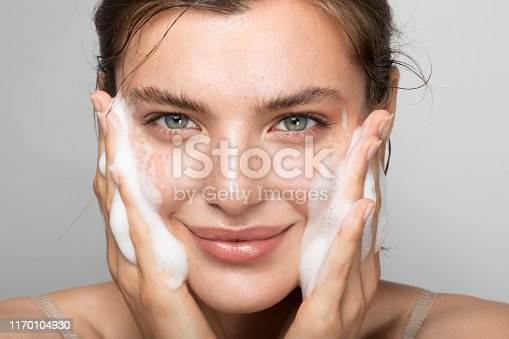 istock Keep your skin clean 1170104930