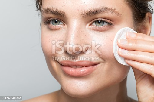istock Keep your skin clean 1170105043