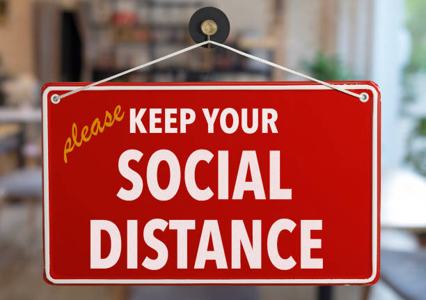keep your social distance - social distancing stock pictures, royalty-free photos & images