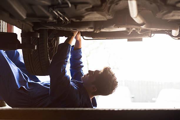 Garder occupés dans le Garage - Photo