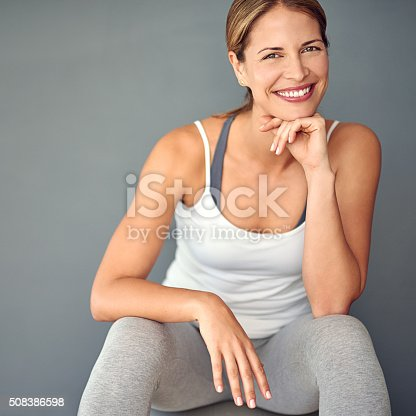 508386622 istock photo Keeping fit and feeling great 508386598
