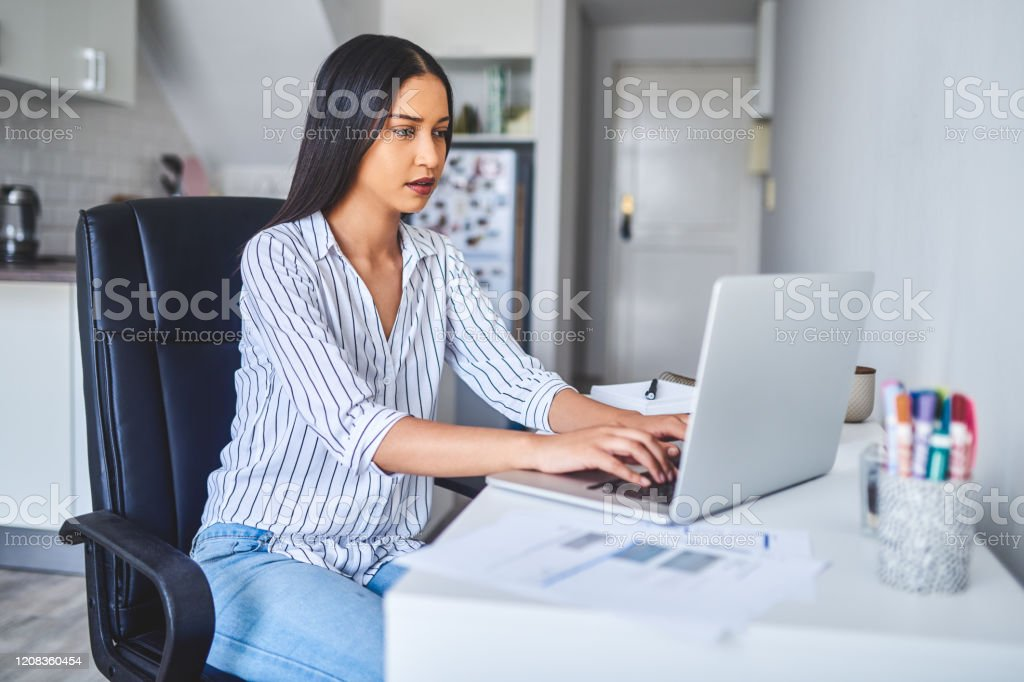 Keeping my end goals in mind - Royalty-free 20-29 Years Stock Photo