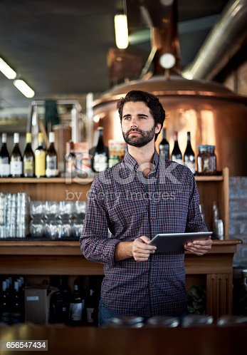 istock Keeping tabs on competitors in the beer industry 656547434