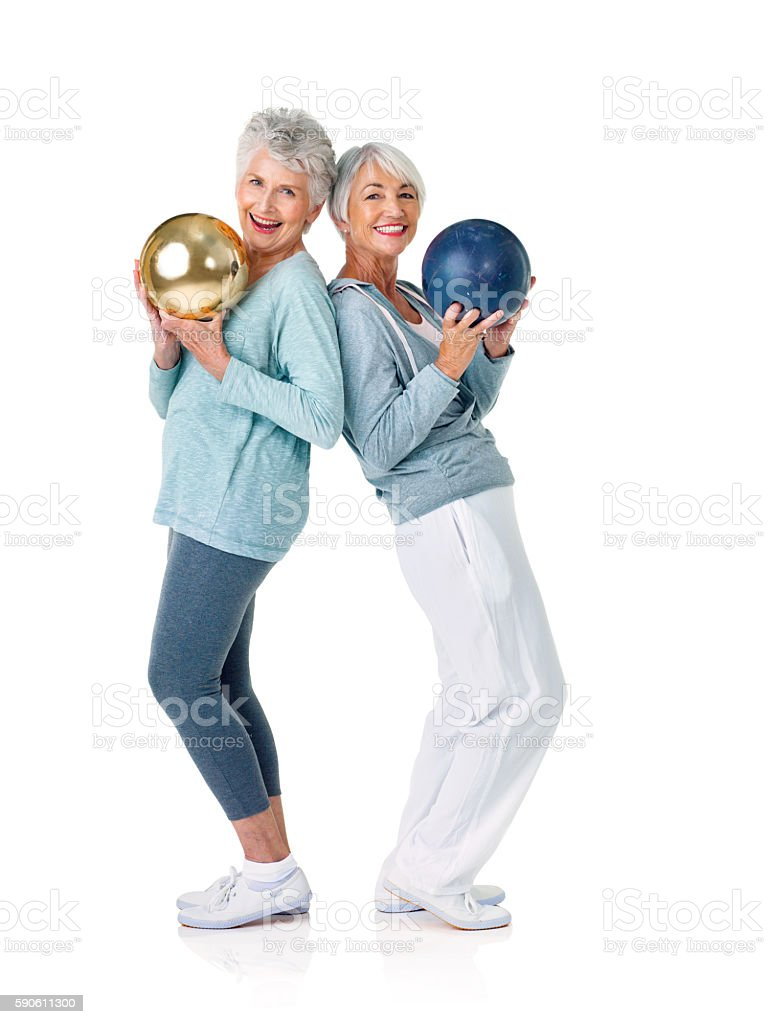 Keeping the competitive spirit alive stock photo