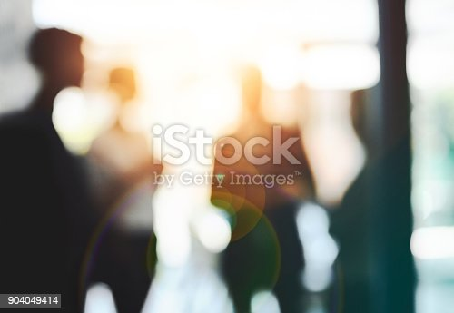 istock Keeping their focus on success 904049414