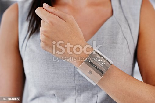 istock Keeping up with technology 502906997
