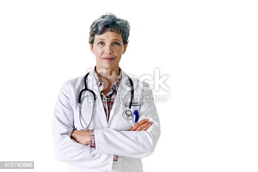 Studio portrait of a confident mature doctor standing against a white backgroundhttp://195.154.178.81/DATA/i_collage/pu/shoots/804719.jpg