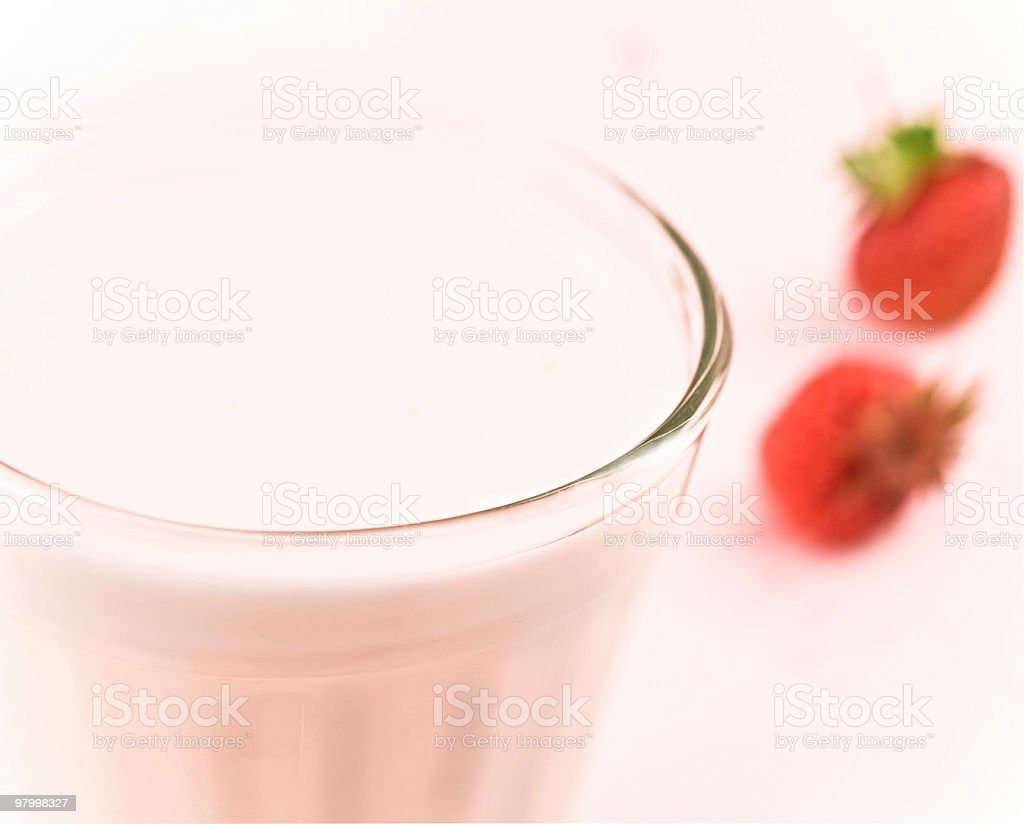 kefir royalty-free stock photo
