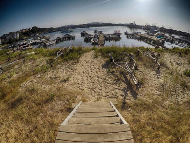 Kefken Hafen in der Türkei – Foto