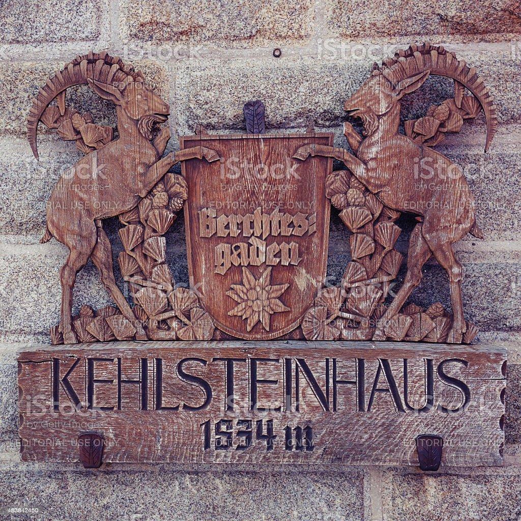 Kehlsteinhaus – Eagle's Nest in Berchtesgaden, Deutschland – Foto